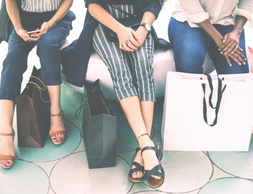 Einkaufen und Gutes tun